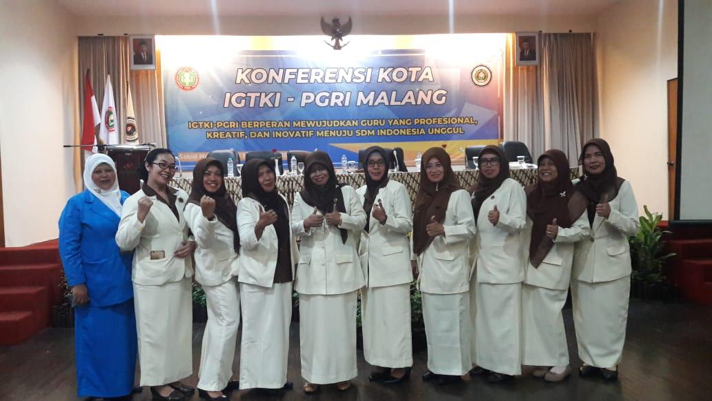 Konferensi IGTKI – PGRI Kota Malang