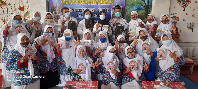 Gernas Baku : Gerakan Nasional Baca Buku oleh IGTKI-PGRI Kab.Situbondo
